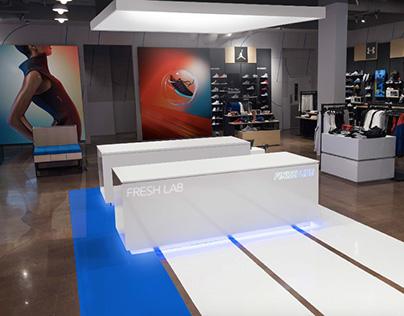 Finish Line Store Refresh