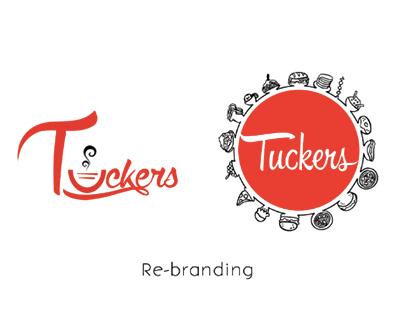 Tuckers Rebranding Project