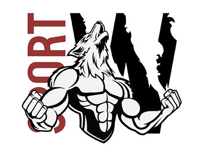 Logo Review: SPORTWOLF