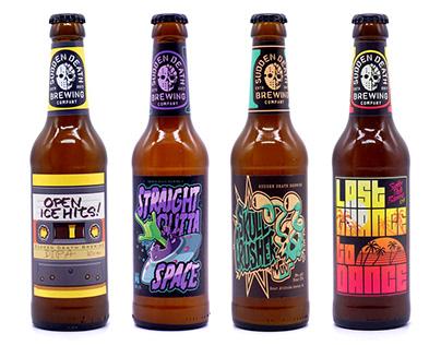 Beer Labels: 2018-2019