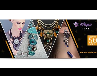 Fashion Facebook Cover Design