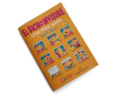"""""""El bicho invisible"""" (Álbum ilustrado)"""