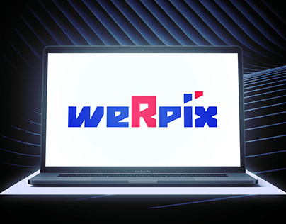 weRpix: logotype proposal