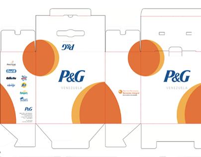 P&G Promotional Box