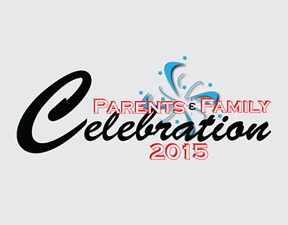 Parents & Family Celebration Brand Identity