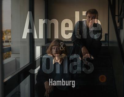Amelie & Jonas - Artist Portrait