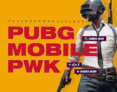PUBG MOBILE - PWK Invitational
