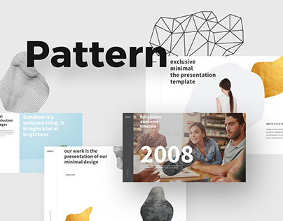 Free Pattern Presentation Template
