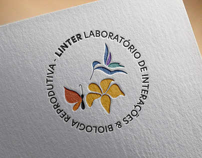Isologotype for LINTER laboratory