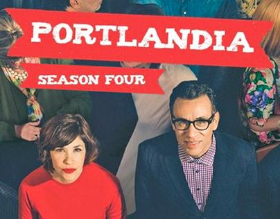 Portlandia [Season 4] (Graphics)