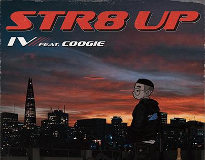 STR8 UP