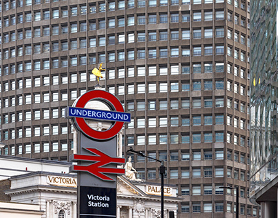 LONDRES / Victoria Station