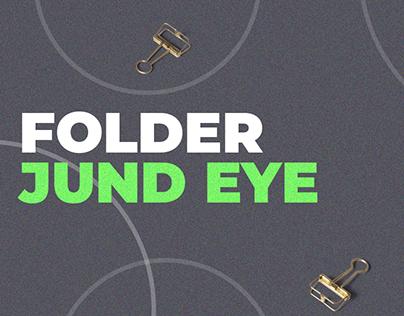 Folder Jund Eye