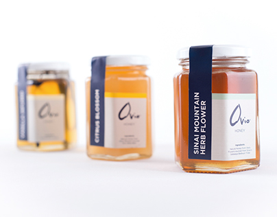 Ovio Artisanal Products Packaging