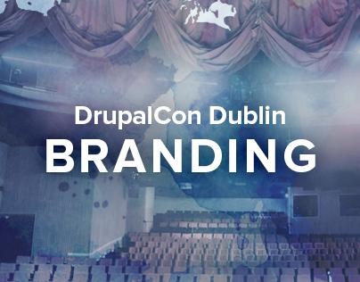 Dublin DrupalCon branding