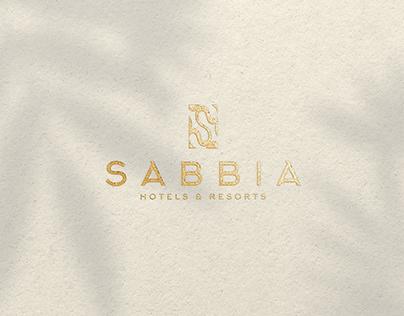 SABBIA HOTEL - BRANDING