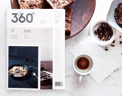 Design 360° Magazine No.57 - Designer for Food