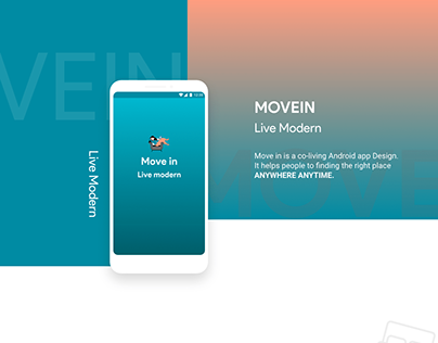 Android presentation of Co-Live(Move-in)