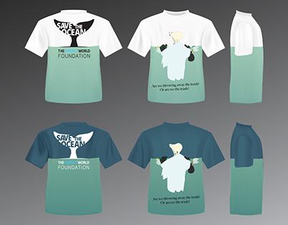 Save The Ocean T-Shirt