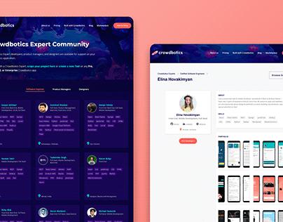 experts website