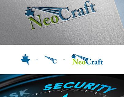 NeoCraft Internet Security Company Logo Design
