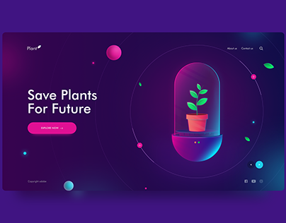 Save Plant For Future