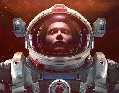 Mars: The Journey Begins