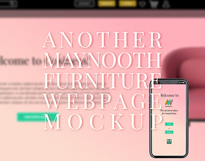Another Maynooth Furniture Website