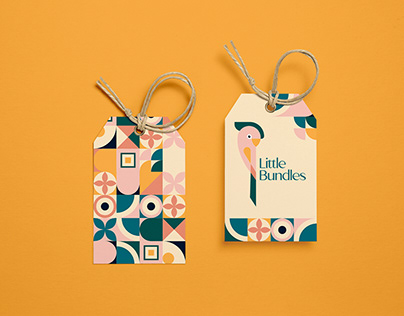 Little Bundles | Branding