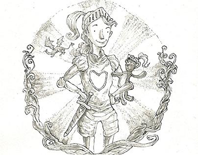 Sketchbook and Inkwork 2017