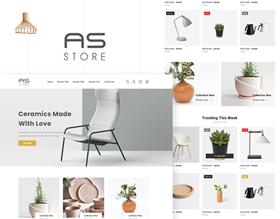 AS - Furniture Store