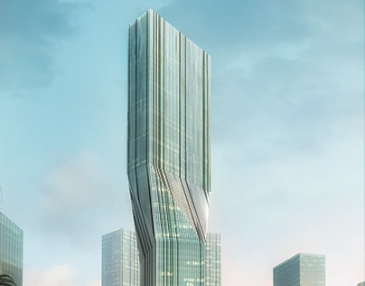 1103/Wanxiang Towers_First Approach_Proposal 1