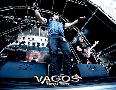 Attick Demons @ Vagos Metal Fest 2017