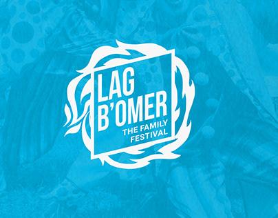 Lag B'omer Festival Design