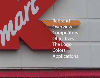 Kmart/Blue Light Rebrand