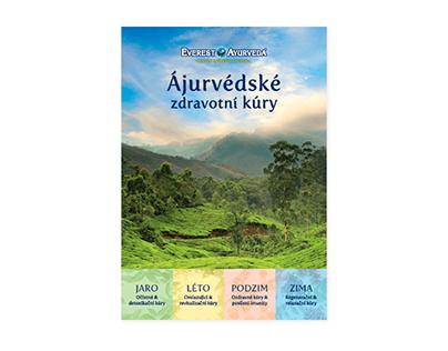 Prodejní brožura produktů Everest-Ayurveda č. 2