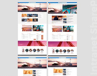 Diseño UX/UI Intranet SharePoint Online EM Buffer Chile