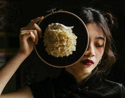 Taipei Re-fashion: Modern women's embroidery