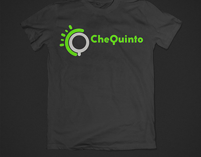 CheQuinto // Restyling Logo