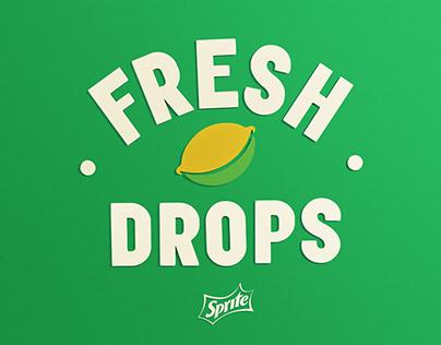 Sprite - Fresh Drops