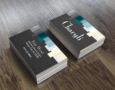 Branding & print materials for Charyli, Winter Park, FL
