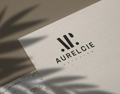 Création du logo de la société Aurelcie