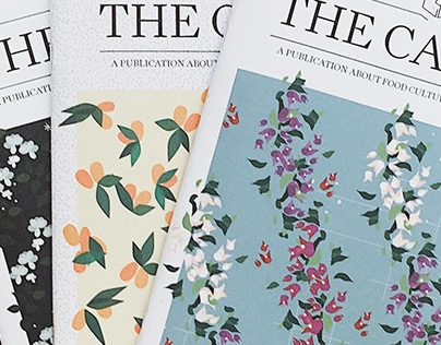 The Carton Magazine - Cover Design