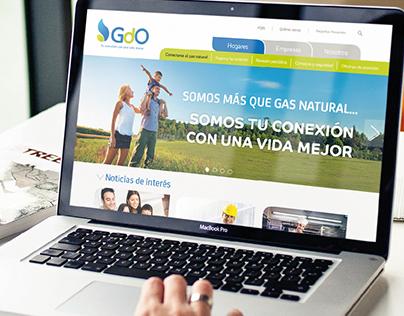 GdO - Brand redesign
