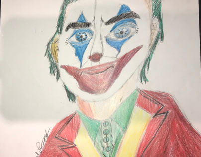 Joker con prismacolor escolares