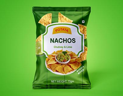 Chips Packet Design