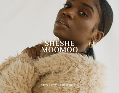 SheShe MooMoo - Visual Identity & Website Redesign