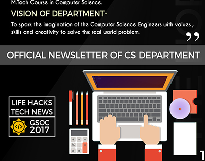 Horizon   CS Department Newsletter   JSSATE Noida