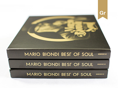 Mario Biondi - Best of Soul (Sony Music Italy)