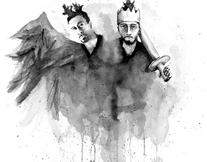 Lords of Gemini Album Artwork